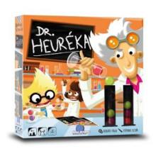 BLACKFIRE Dr. Heuréka - společenská hra
