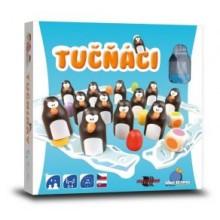 Tučňáci - společenská hra