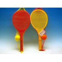 Soft tenis střední
