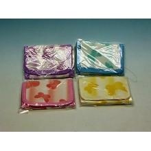 Peněženka barevný mix motýlek