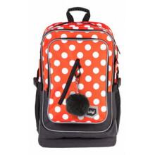 PRESCO GROUP Školní batoh Cubic Puntíky
