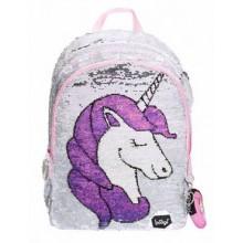 PRESCO GROUP Školní batoh Fun Unicorn