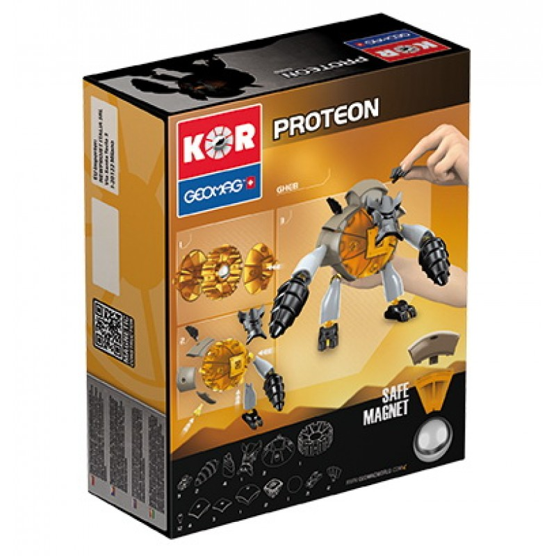 GEOMAG PROTEON Gheb 40 pcs