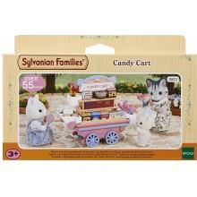 Sylvanian Families - Pojízdný obchod s bombóny