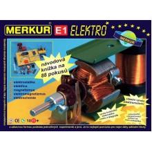Merkur E1 Elektro - elektřina a magnetismus