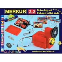 Merkur 2.2 Elektromotor a převody