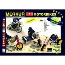 MERKUR 018 - Motocykly