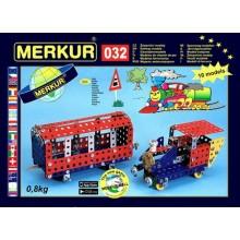 MERKUR 032 - Železniční modely