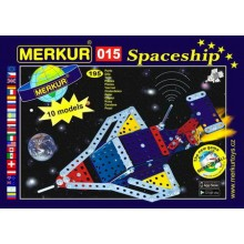 MERKUR 015 - Raketoplán