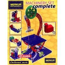 Merkur Machinery Set Complete
